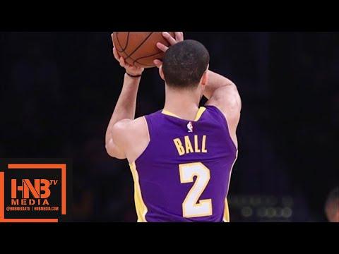 Los Angeles Lakers vs Portland Trail Blazers Full Game Highlights / Week 10 / Dec 23