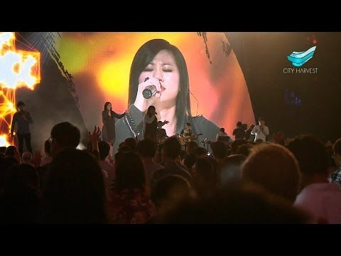Cityworship: Anchor (hillsong)    Alison Yap  City Harvest Church video