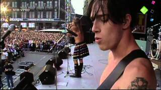 Red Hot Chili Peppers - 1989-08-26, Dam Square, Amsterdam, the NetherlandsFull HD