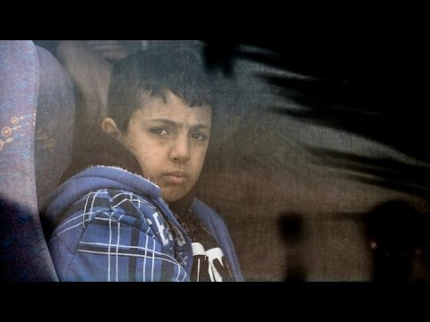 Europe Migrant crisis: Greece begins deportation of refugees to Turkey