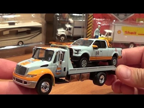 Greenlight Heavy Duty HD Trucks - Series 6
