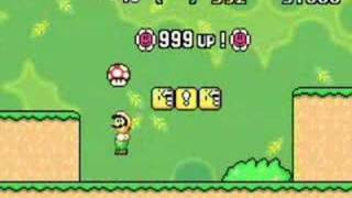 Corruption: Super Mario World (Advance)