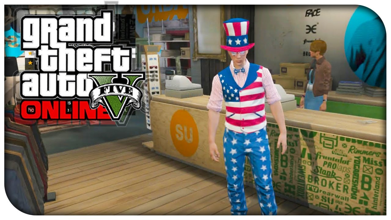 gta 5 online new male amp female usa clothes outfit