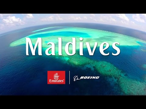 View from Above- Maldives