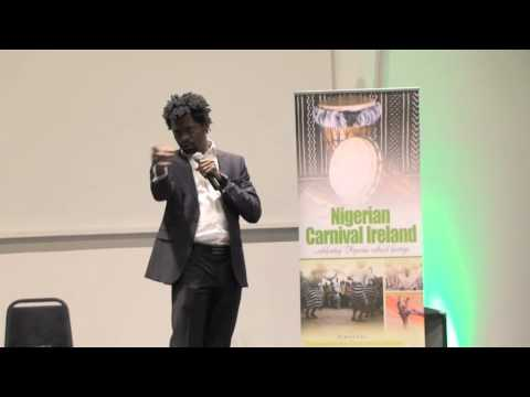 Basketmouth Performing Live  Dublin video
