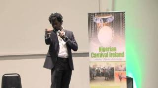 Basketmouth Performing Live @ Dublin