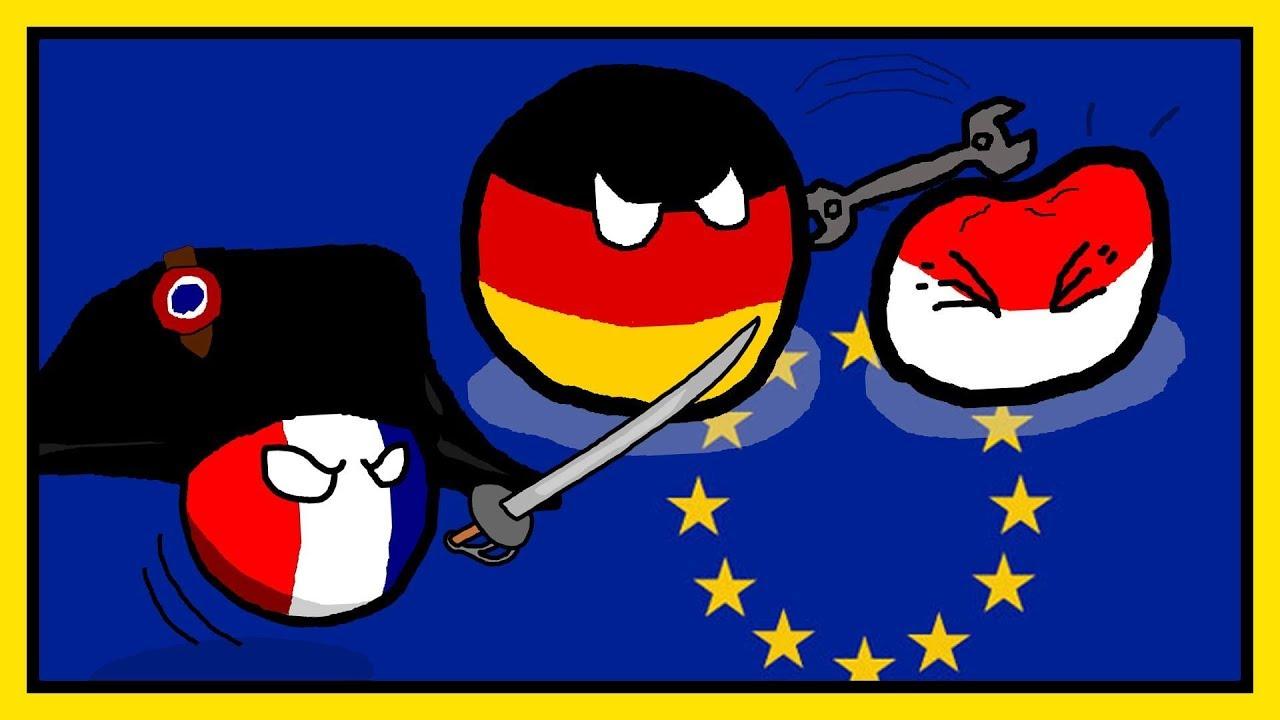 Niemcy i Francja Chcą Wyrzucić Polskę z Unii Europejskiej?