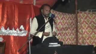 Zakir Nader abbas sindhi 29 safar hafizabad 2016