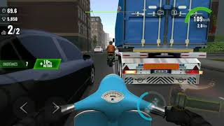 Moto Traffic Race 2: Multiplayer - Androi Gameplay - Motorbike Games For Kids