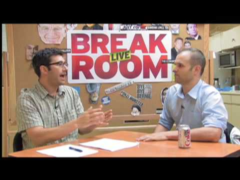 Matt Taibbi Interview Pt. 3/4 @ BreakRoomLive.com