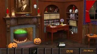 Прохождение игры побег из дома на хэллоуин