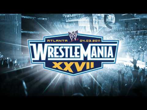 WWE: Wrestlemania 27 Theme Song - Written In The Stars by Tinie...