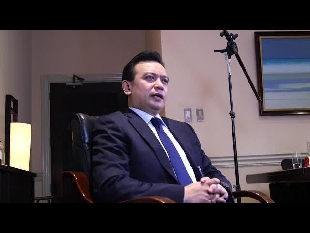 Destroy or be destroyed: Trillanes battles Duterte