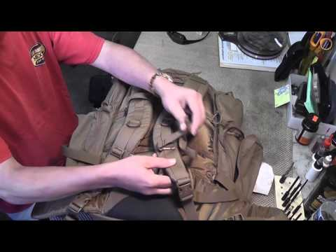 CamelBak BFM Bapckpack EDC Emergency Car Bag