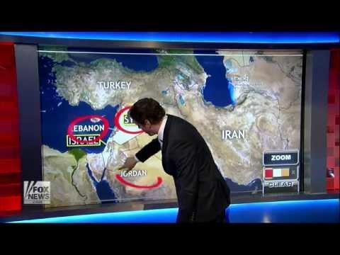 Israel : Iran and Syria threatening retaliation after Israeli Strike on Convoy (Jan 31, 2013)