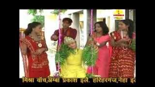 Jhuleli Mai Bhojpuri Devotional Video Bhakti Devi Song Navratri Special 2012