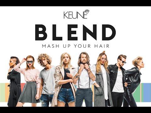 Revamped and renewed: Keune Blend