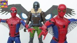 Juguetes de Spiderman Homecoming   Figuras interactivas
