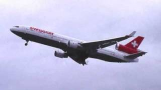 Swissair Crash Recording Part 1 Full Version