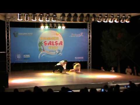 Seo Fernandez & Marta @ 4th Summer Salsa Fest Varna 2015 Photo Image Pic