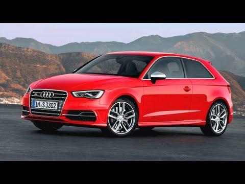 Paris 2012: Audi S3, Sportler mit guten Manieren
