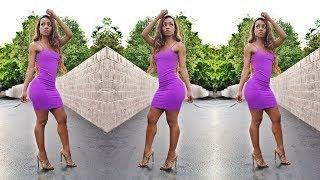 How To Style: A Purple Shop Chriss Zoe Dress ft. Music by Saint JHN & Janelle Kroll