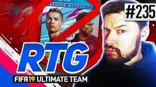 BROKEN GAMEPLAY MECHANICS! - #FIFA19 Road to Glory! #235 Ultimate Team