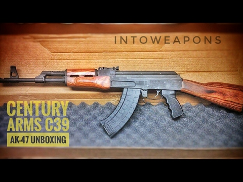 CAI Centurion 39 w/Wood - Unboxing and Overview