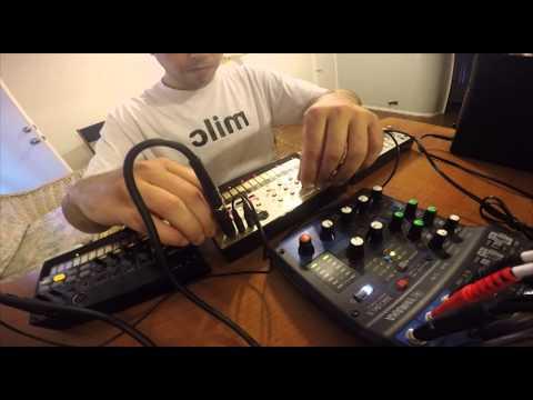 Gutz Volca Series (Beats, Keys & Bass) Session 001