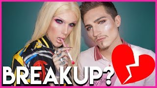 Jeffree Star and Boyfriend  Nathan Breakup!
