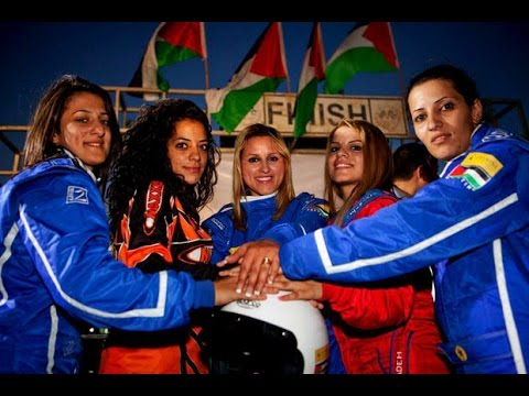 Speed Sisters: meet the middle east's female car racing team
