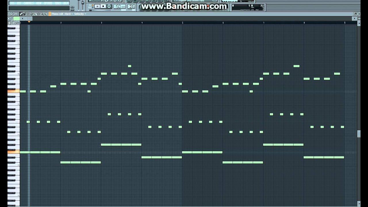 Как сделать dubstep пианино в fl studio 12