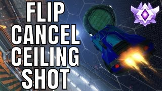 CLEAN FLIP CANCEL CEILING SHOT AIR DRIBBLE | RUNNING INTO ANOTHER PRO | ROAD TO RANK #1 | PRO 1V1