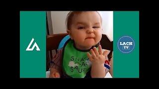 PROBEER NIET TE LACHEN #11 - Grappige Baby - De Grappigste Baby Filmpjes