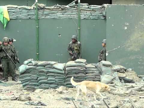 Colombia: 3 muertos y 70 heridos en ataque atribuido a las FARC