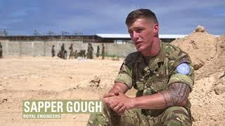 Somalia mission | British Army