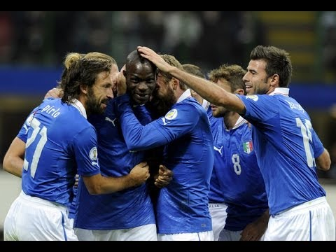 Mario Balotelli Goal ~ England vs Italy 1 2 ~ World Cup 2014