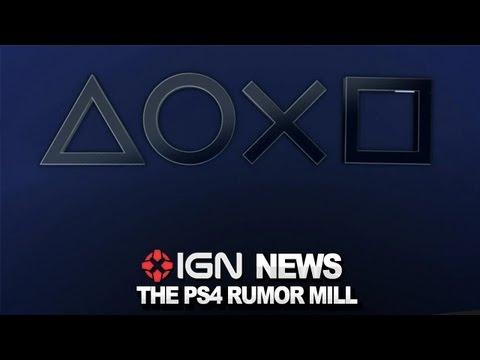 IGN News - PlayStation 4 Rumors Spread Following Sony Tease
