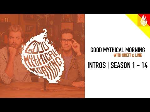 Rhett And Link - Good Mythical Morning Theme