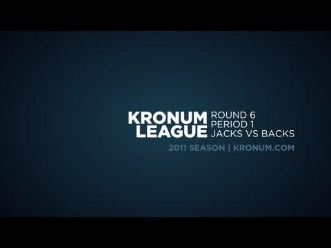 Kronum League Instant Classic // Season 3 // Round 6 // Period 1 // Nimble Jacks vs Throwbacks