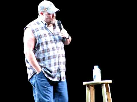 Larry The Cable Guy video