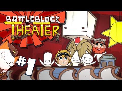 Battleblock Theater #1 - Hatty!