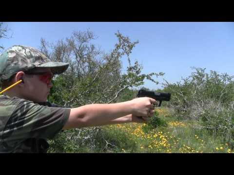 Ruger SR-22 Pistol -- Fails During First Outing