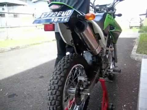 Kawasaki KLX150 Modified by Daytona