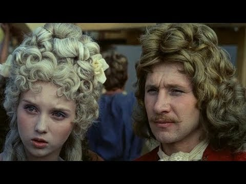 Сказ про то, как царь Петр арапа женил. Большое кино