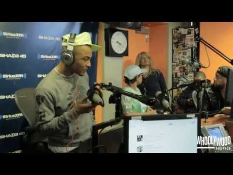 T.I. x DJ Whoo Kid: Talks 'Paperwork' Album, Collaborating W/Young Thug, Working On The Movie 'Ant-Man' & More (Video)