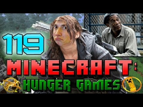 Minecraft: Hunger Games w/Mitch! Game 119 - Redemption!