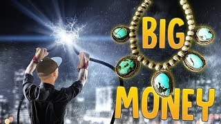 Cutting Power To The Entire City - Big Money Jewelry Theft - Thief Simulator Gameplay