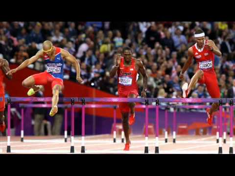Men's 400m Hurdles Final - Athletics - Olympics 2012 London