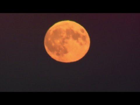 Super Moon -  Blood Moon  - September 27,2015
